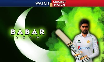 Babar Azam best batsman of Pakistan