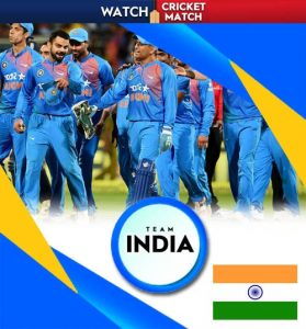 INDIA Cricket Team Min 279x300, Live Cricket Streaming