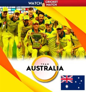 AUSTRALIAN Cricket Team Min 279x300, Live Cricket Streaming