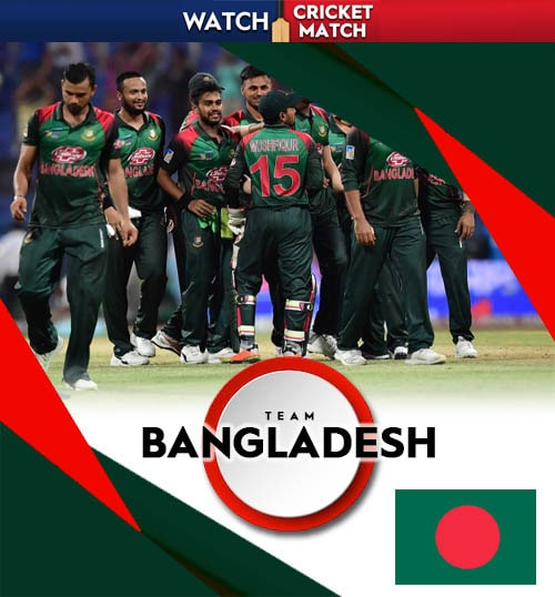 Bangladesh cricket team poster png banner