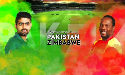 Pakistan vs Zimbabwe Series 2020 PAK vs ZIM