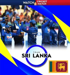 SRI LANKA Cricket Team Min 279x300, Live Cricket Streaming