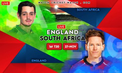 England vs South Africa First T20I ENG vs SA