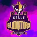 GALLE GLADIATORS logo