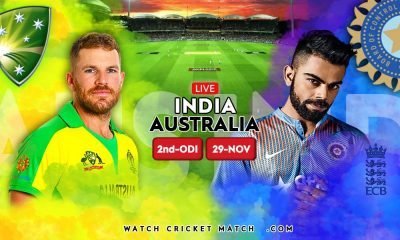 INDIA vs AUSTRALIA-IND-vs-AUS-2nd-ODI-Match