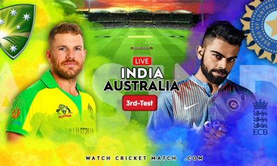 IND vs AUS 3rd Test Match DAY-1Series-INDIA vs AUSTRALIA