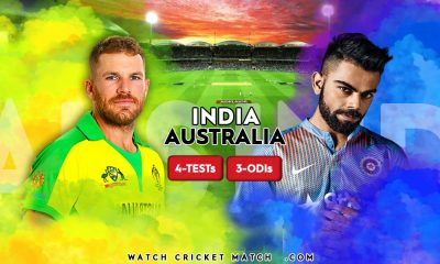 IND vs AUS Series Test and ODI