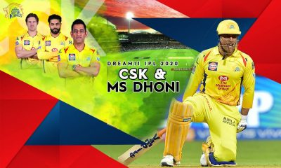 MS Dhoni Stats and Poor Performance in IPL2020