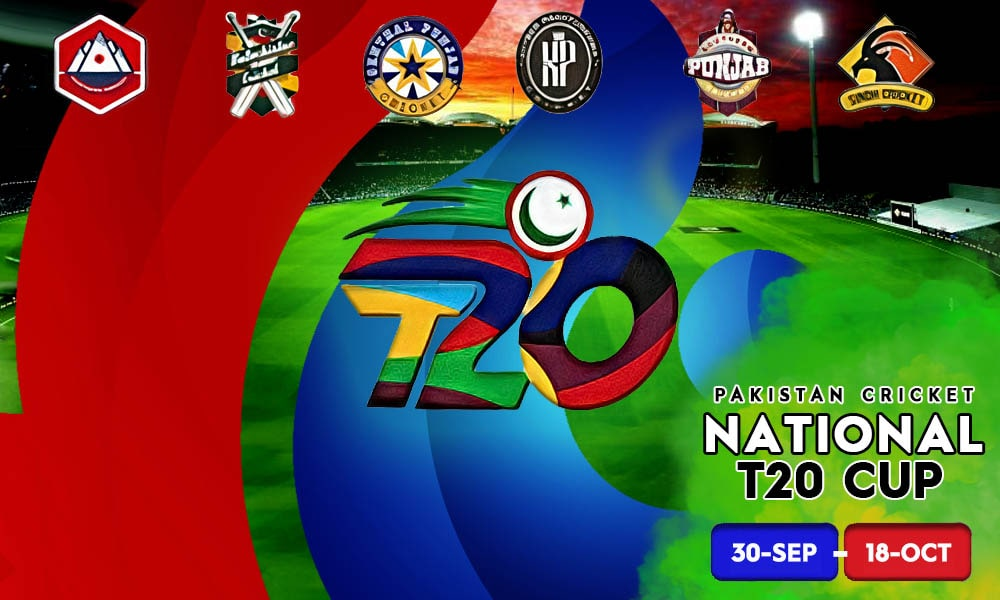 NATIONAL T20 CUP 2020, Live Cricket Streaming