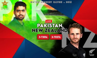 New Zealand vs Pakistan NZ vs PAK Series