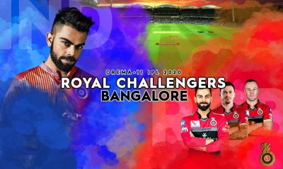 Royal Challengers Bangalore RCB in IPL2020