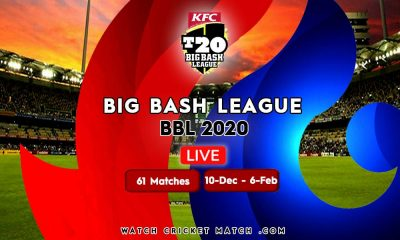 Big Bash League BBL 2020