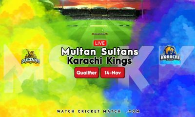 Multan Sultans vs Karachi Kings MS vs KK Qualifier PSL5