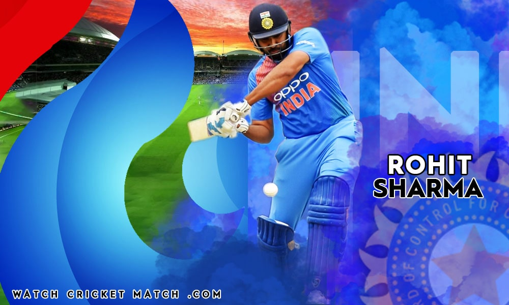 Rohit Sharma Indian Batsman Hitman, Live Cricket Streaming