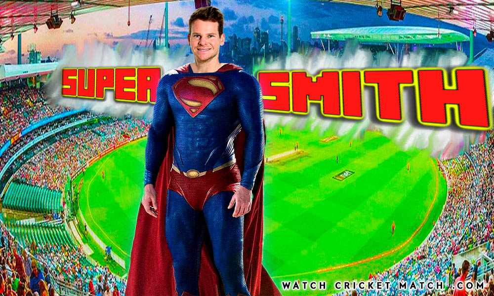SUPER SMITH AUSTRALIA STEVE SMITH WALLPAPER, Live Cricket Streaming