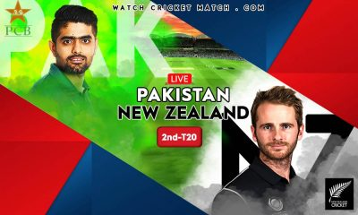 PAK vs NZ 2nd T20I Match