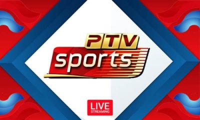 PTV SPORTS LIVE LOGO IMAGE WatchCricketMatch.com