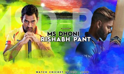 RISHABH PANT Vs MS DHONI 400x240, Live Cricket Streaming
