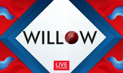 WILLOW HD USA LIVE LOGO IMAGE Min 400x240, Live Cricket Streaming