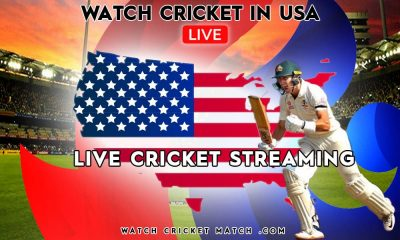 Live Cricket Streaming In USA
