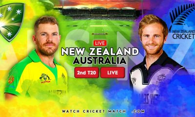 NEW ZEALAND Vs AUSTRALIA NZ Vs AUS 2nd T20I Match Min