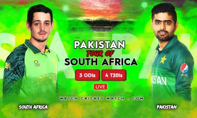 PAK Vs SA ODI And T20 Series Pakistan Tour Of South Africa 2021 400x240, Live Cricket Streaming