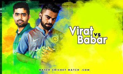 Virat Kohli Vs Babar Azam 400x240, Live Cricket Streaming